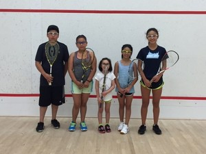 Squash Camp 2
